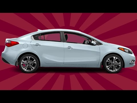 2016 Kia Forte Review - Showing The Toyota Corolla Who's Boss