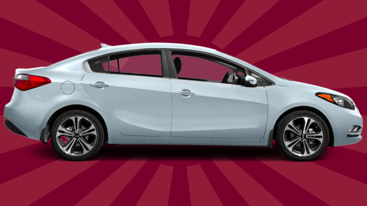 2016 Kia Forte Review Showing The Toyota Corolla Who S Boss