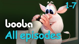 Booba - All 7 episodes - Cartoon for kid...