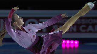 Анна Щербакова. Показательные выступления. Финал Гран-при по фигурному катанию 2019/20