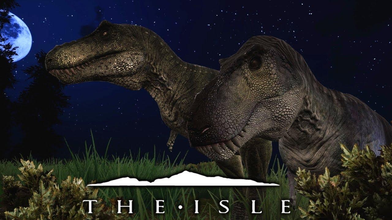 The Isle - Die T-Rex & Shantungosaurus Familie - Freund ...