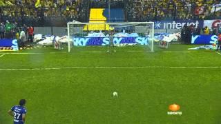 Final vuelta C2013 América - Cruz Azul  Goles del Ame y penalties. HD Narración Original