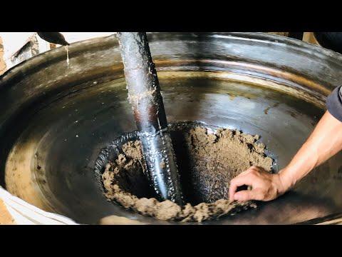 Узбекистан.Узбекское чудо!!!!Секрет изготовления масла зигирь.Zig'ir yog'i
