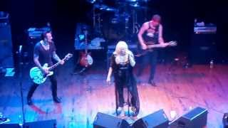 Courtney Love - Beautiful Son 8/2/2013 Live in Houston