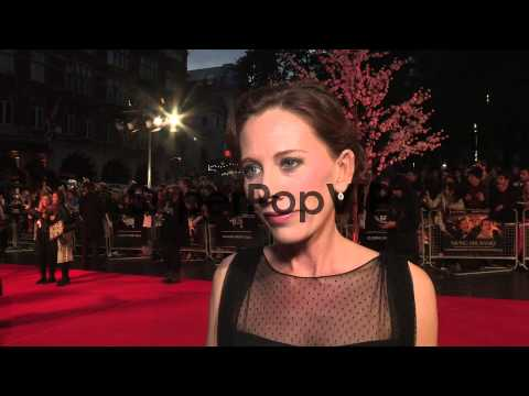 INTERVIEW - Kelly Marcel on Mary Poppins at Odeon Leicest...