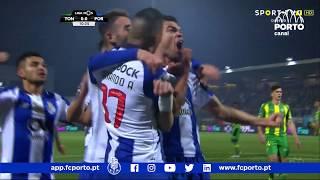 Tondela-FC Porto, 0-3 (resumo)