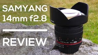 Samyang 14mm f2.8 Review - A Great Astrophotography Lens? (2018)