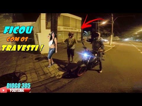 LUCAS MOTOVLOG ABANDONADO COM OS BANANAS !! DIOGO 305