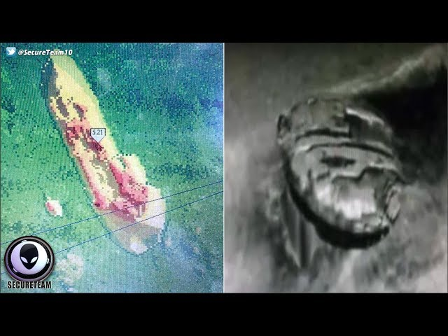 MYSTERY Ocean Object Just Did Something Crazy 7/12/17