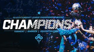 CHAMPIONS | Cloud9 Rocket League at RLCS S6 Finals