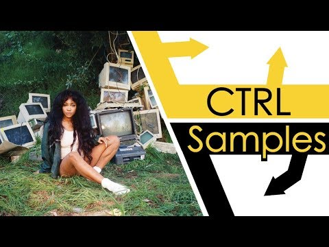 Every Sample From SZA's CTRL