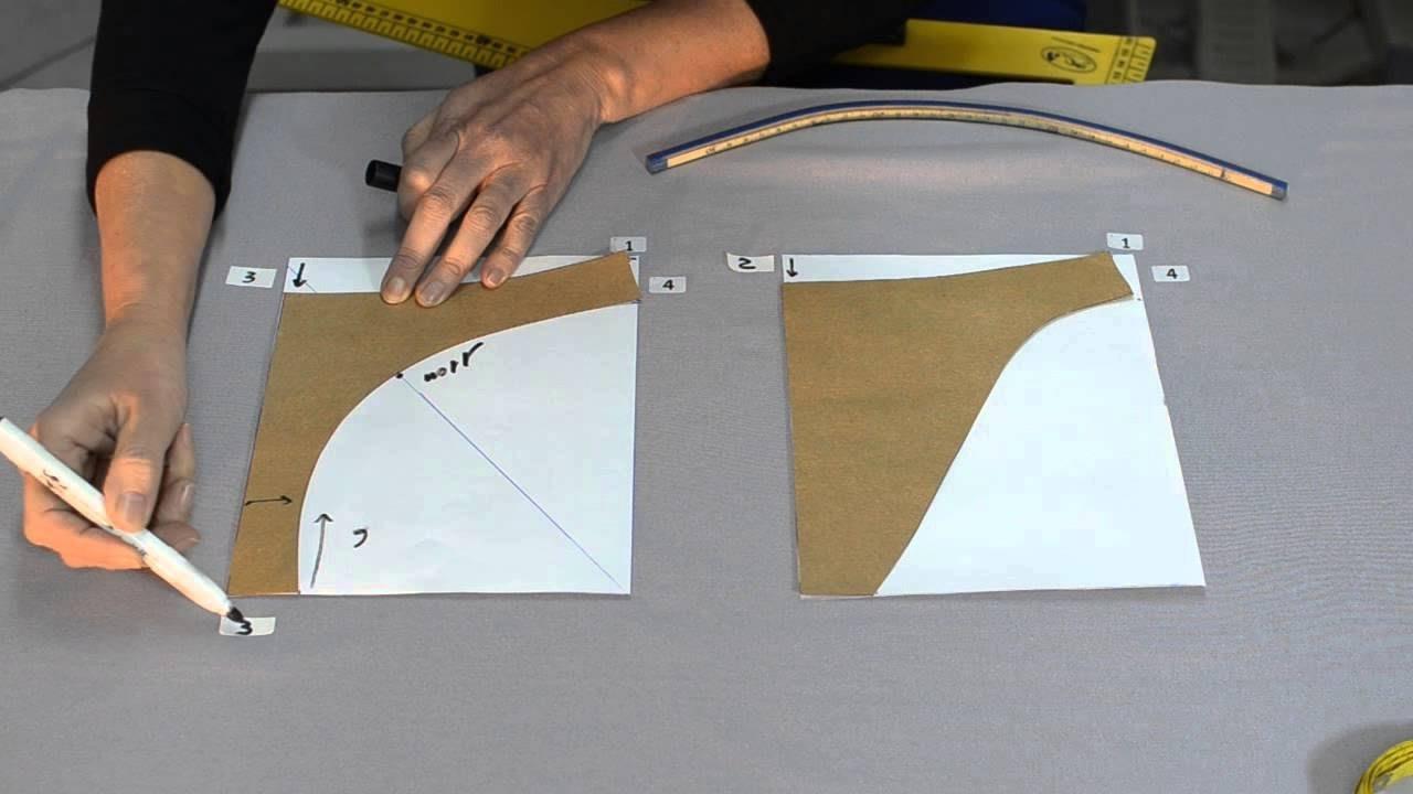 Resultado de imagen para Aprende a hacer pantaletas de dama.