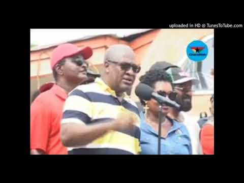 DKM saga: Arrest Mahama now - NDC man dares Akufo-Addo