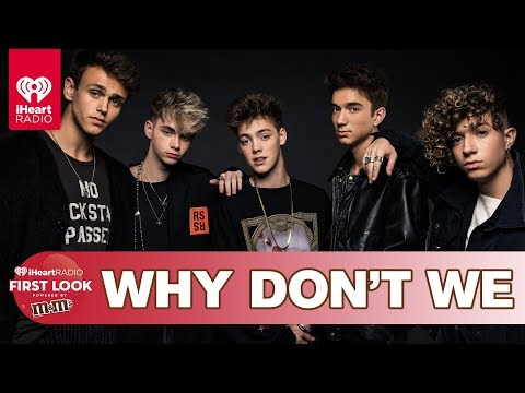 iHeartRadio's First Look Powered by M&M'S featuring Why Don't We