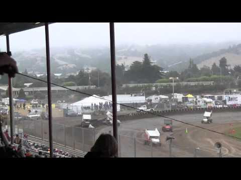 "Dominic Scelzi 7/7/12 Ocean Speedway Watsonville ""B"" Main"