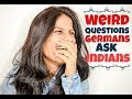 WEIRD THINGS GERMANS ASK ABOUT INDIA | Latest Funny Videos | The Happy Hoot