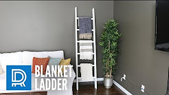 build a blanket ladder