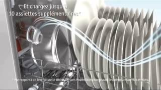 Lave Vaisselle Powerclean Whirlpool vendu par Extra