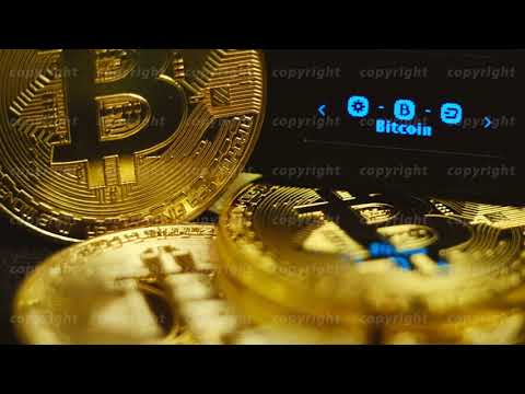 Bitcoin golden coins macro moving focus