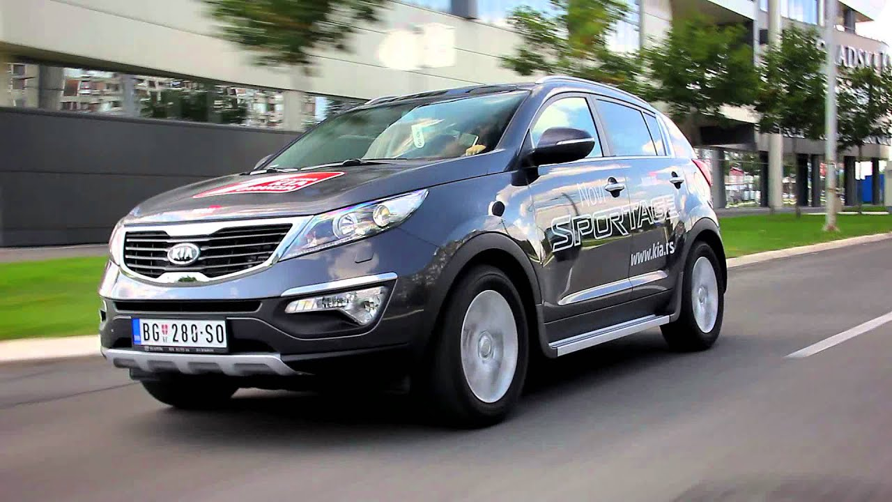 test kia sportage 1 7 crdi 115ks fwd 6 m motion oprema luksuz i udobnost za male pare youtube. Black Bedroom Furniture Sets. Home Design Ideas