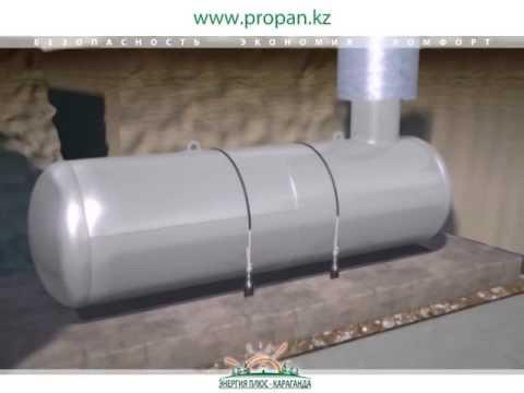Автономное газовое отопление частного дома, как это устроено  Заходи на сайт elektricheskiikotel ru