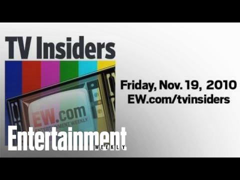 TV Insiders Podcast 11/18/10 | Entertainment Weekly