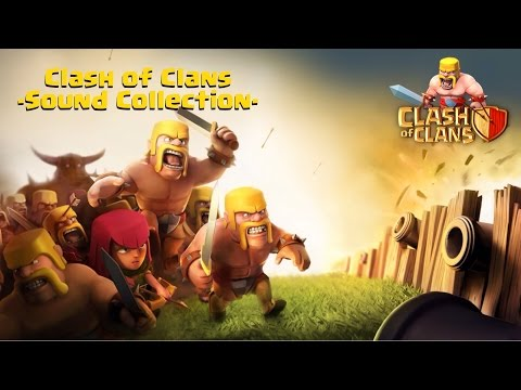 Clash Of Clans -Sound Collection-