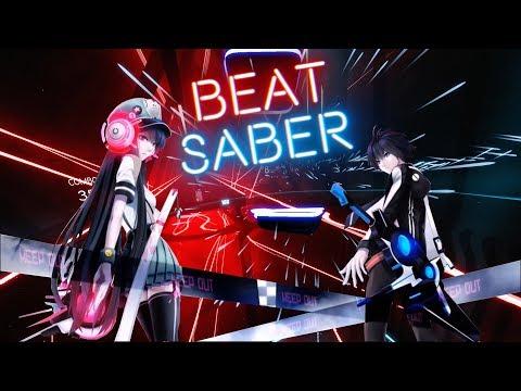 Beat Saber - Accelerate (NightcoreReality Nightcore) - (FC - ExpertPlus)