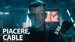 Deadpool Meets Cable | 20th Century Fox 2018