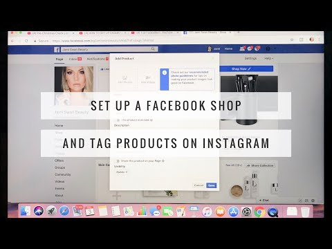 HOW TO SET UP FACEBOOK SHOP   Sell Products Right From Facebook And Instagram