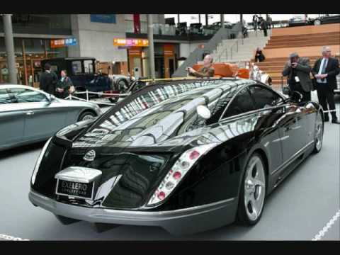 Maybach Exelero Photo Gallery - 2005 Frankfurt Motor Show Coverage ...