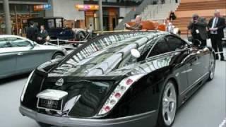 2005 Maybach Exelero Concept