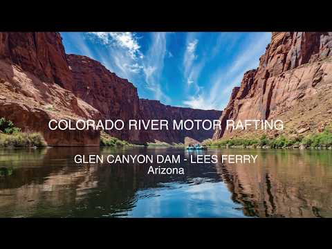 Colorado River Motor Rafting: Arizona