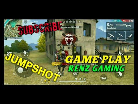 GAME PLAY RENZ GAMING   BAR²-GARENA FREE FIRE BATTLEGROUND-