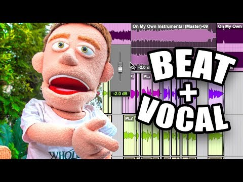 How To Mix Vocals Over A Mastered Beat
