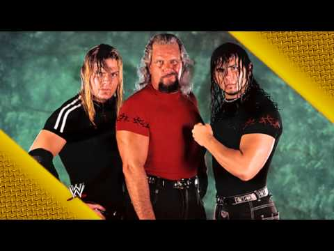 "1999: Hardy Boyz (w/ Michael Hayes) 2nd WWF Theme - ""Chase Manhattan"""