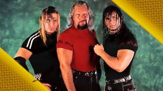 "1999: Hardy Boyz (w/ Michael Hayes) 2nd WWF Theme - ""Chase Manhattan"""