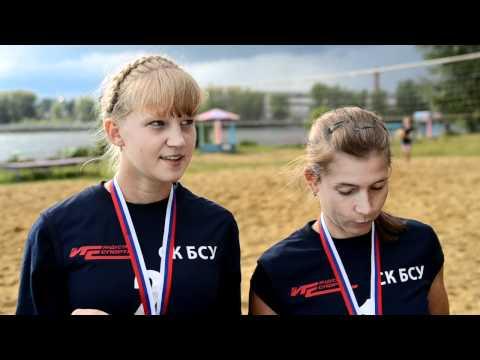 "Проект ""Наши люди"": Кристина Андреева и Надежда Бушуева"