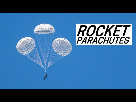 ballute and parachute tests