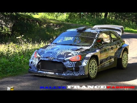 Test Hyundai i20 WRC 2017 SORDO ABBRING Full HD by RFP