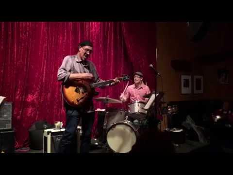 Michael Raynor drum solo over vamp - Dan Balmer Trio