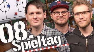 8. spieltag der fußball-bundesliga in der analyse | saison 2017/2018 bohndesliga