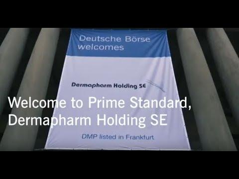 Börsengang (IPO) Dermapharm Holding SE