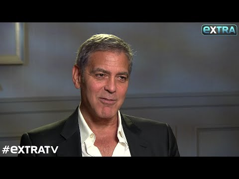 George Clooney Dishes on Twins' Personalities, and Has Strong Words on Weinstein Scandal