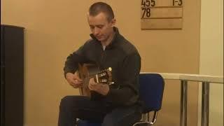 ''Зелёные рукава'' (классическая гитара) - Greensleeves (classic guitar)