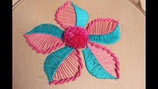 Hand Embroidery Designs | Brazilian Embroidery design