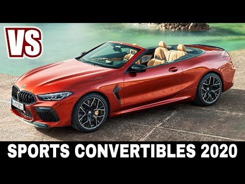 Top 3 Convertible Sports Cars Of 2020: Latest Models By BMW, Porsche And Lexus