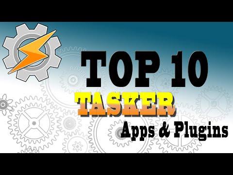 Tasker - TOP10 Plugins And Apps (PL CC)