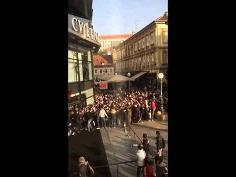 CVJETNI, Zagreb