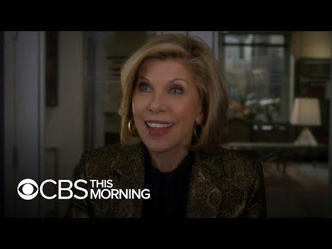 Christine Baranski On Season Four Of